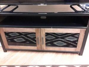 *** USED *** TWIN STAR TV STAND   S/N:51224318   #STORE928