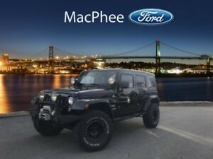 2012 Jeep Wrangler Unlimited Sahara  - Low Mileage