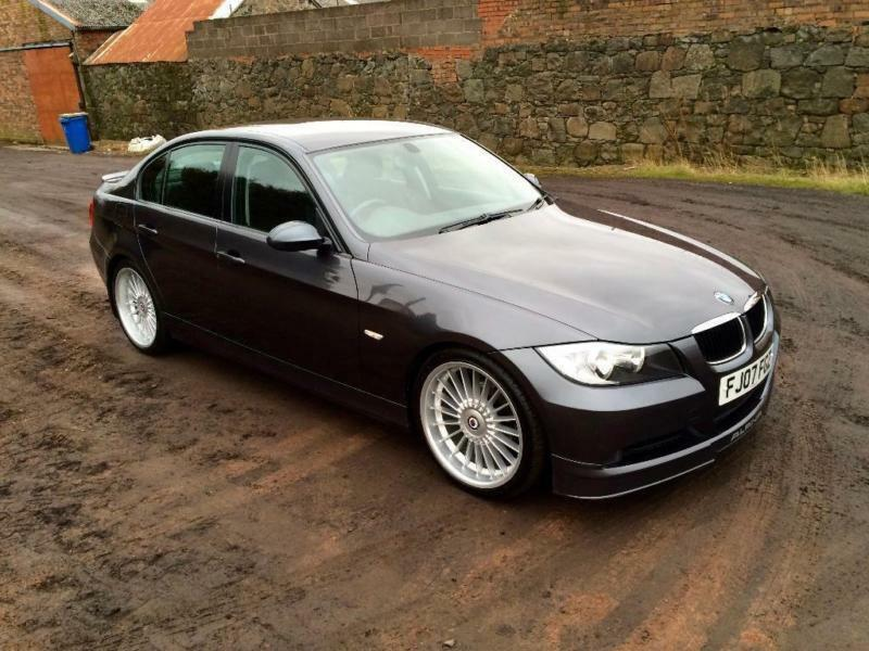 2007 bmw alpina d3 in lochgelly fife gumtree. Black Bedroom Furniture Sets. Home Design Ideas