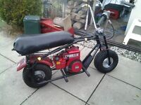 Looking for 4, 16inch  tires Trade for mini bike