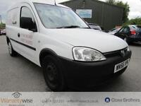 VAUXHALL COMBO 2000 CDTI SWB H-C, White, Manual, Diesel, 2006 LONG MOT