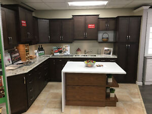 Chocolate Apple Maple Cabinets Price Reduced!