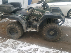 grizzly 600