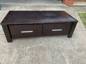Tv cabinet or coffee table with draws