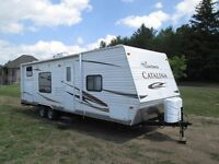 2012 Catalina 28BHS by Coachman