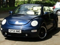 Volkswagen Beetle 2.0 **PX BARGAIN ** 1 LADY OWNER FROM NEW**UPGRADED ALLOYS**