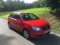 2008 VOLKSWAGEN POLO MATCH 1.4 DIESEL FOR SALE!! 68000 MILES!! FINANCE AVAILABLE