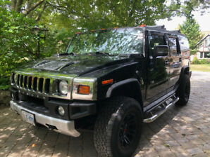 2008 Hummer H2 well maintained and low mileage