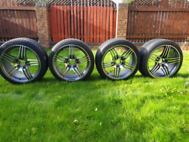 Alloys wheels