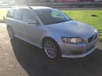 2007 Volvo V50 2.0D SE Sport Estate - New MOT - FSH - Only 59000 Miles