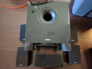 Energy Take Classic 5.1 Speaker System - Used Set For Sale $250