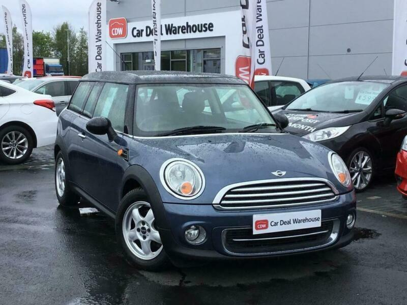 2011 Mini Clubman Blue In Stirling Gumtree
