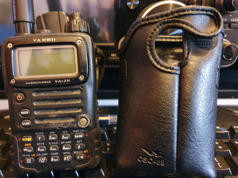 Yaesu VX-7R Carry Case for sale  Kilsyth, Glasgow