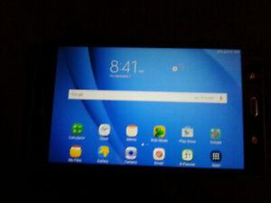Samsung Galaxy Tablet, LIKE NEW, with FREE storage card !