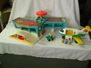 belle aéroport fisher price # 3792