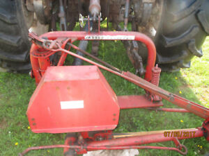 Wanted parts for hay cutter