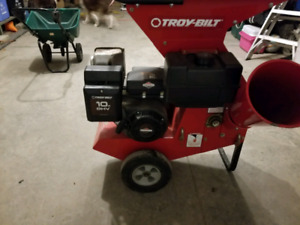 Trot Bilt wood chipper