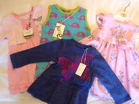 Baby girl 3-6 month dress bundle