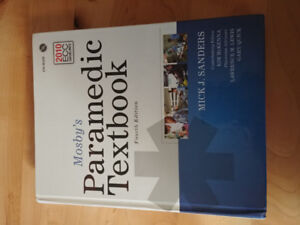 Paramedic Textbook (Mosby's 4th Edition)