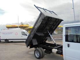 FORD TRANSIT TIPPER IMMACULATE CONDITION.