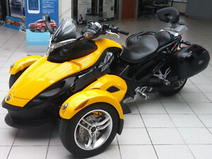 2008 CAN AM SPIDER
