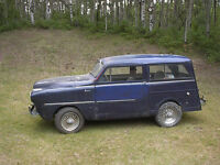 1952 Crosley Station Wagon For Sale