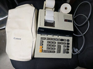 Canon CP12160 Printing Calculator *Older but Mint condition*