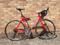 Specialized Tarmac Comp - full carbon