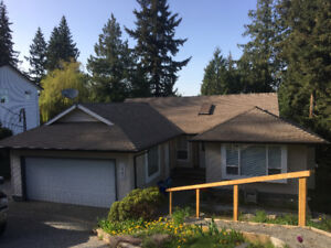 BASEMENT SUITE FOR RENT MINUTES FROM VIU!!!