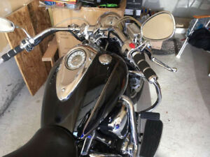 2009  Yamaha Road Star 1700 like new