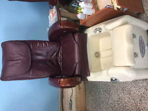 Pedicure Chairs Windsor Region Ontario image 1