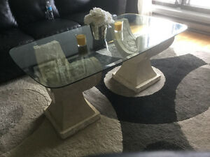 Beautiful unique coffee table