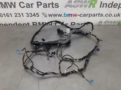 BMW E93 3 SERIES Boot Wiring Loom 61129227238