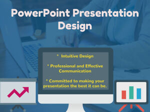 I Can Design PowerPoint Slides for You