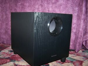 ONKYO SKW-380 HOME THEATER SUBWOOFER