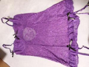 Selling women's lingerie, bras, panties, and more for crossdress