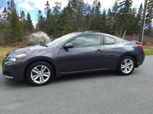 SOLD!! 2012 Nissan Altima Coupe 2.5 AT *Red Leather*  $64/Wk