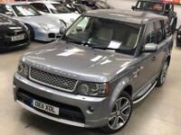 2011 Land Rover Range Rover Sport 3.0 TD V6 Autobiography Sport 5dr