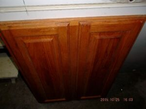 Oak cabinet door for sale
