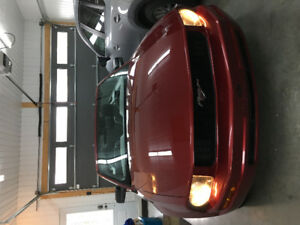 2007 Ford Mustang Pony pakage, strapage Cabriolet