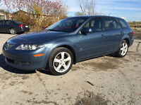 2005 Mazda Mazda6 Wagon only 109000kms!!! Only $3500