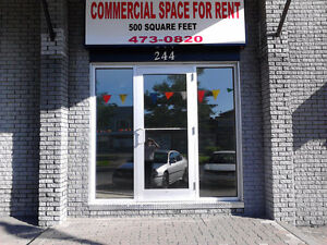 COMMERCIAL SPACE FOR RENT DOWNTOWN GRAND FALLS