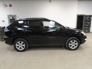 2004 LEXUS RX330 LUXURY SUV BLACK ON BLACK! SPECIAL ONLY $7,900!