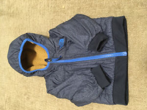 The North Face jacket 6-12 months