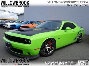 2015 Dodge Challenger SRT 392  - Low Mileage