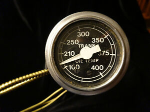 Ford Transmission Oil Temperature Gauge