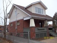 Downtown Three Bedroom House Available November1st