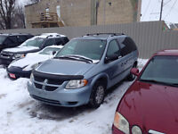 2006 Dodge Caravan..Excellent Condition..Saftied $2900