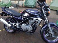 Kawasaki ER5 500cc Reliable Motorcycle CBR Honda Yamaha 600 650 450 Sports Gsxr