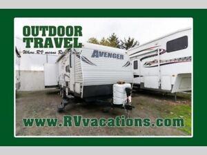 2013 Prime Time RV Avenger 26BDS